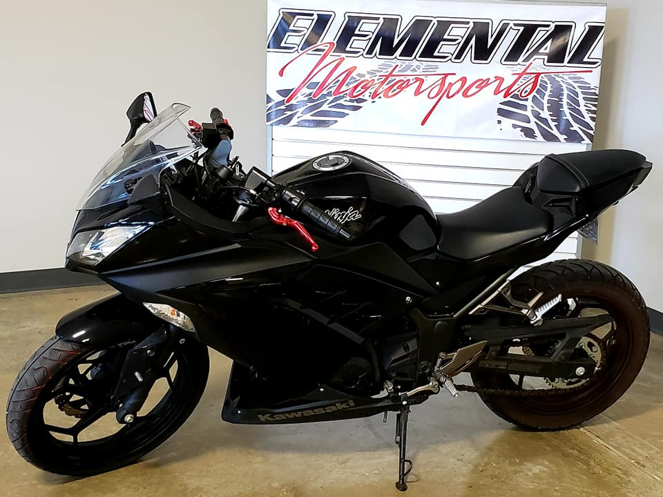 2013 kawasaki ninja ex300 2 elemental motorsports. Black Bedroom Furniture Sets. Home Design Ideas
